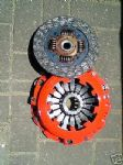 ALFA ROMEO SPIDER 2.0 V6 TURBO HEAVY DUTY ORG'C CLUTCH